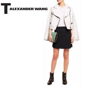 T BY ALEXANDER WANG - Stretch-Knit Pencil Skirt